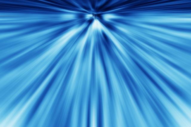 青色の画像