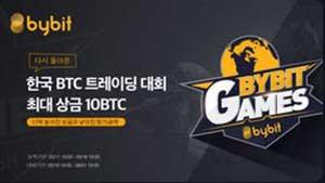 Bybit 韓国BTC個人戦 2020年2月24日開催